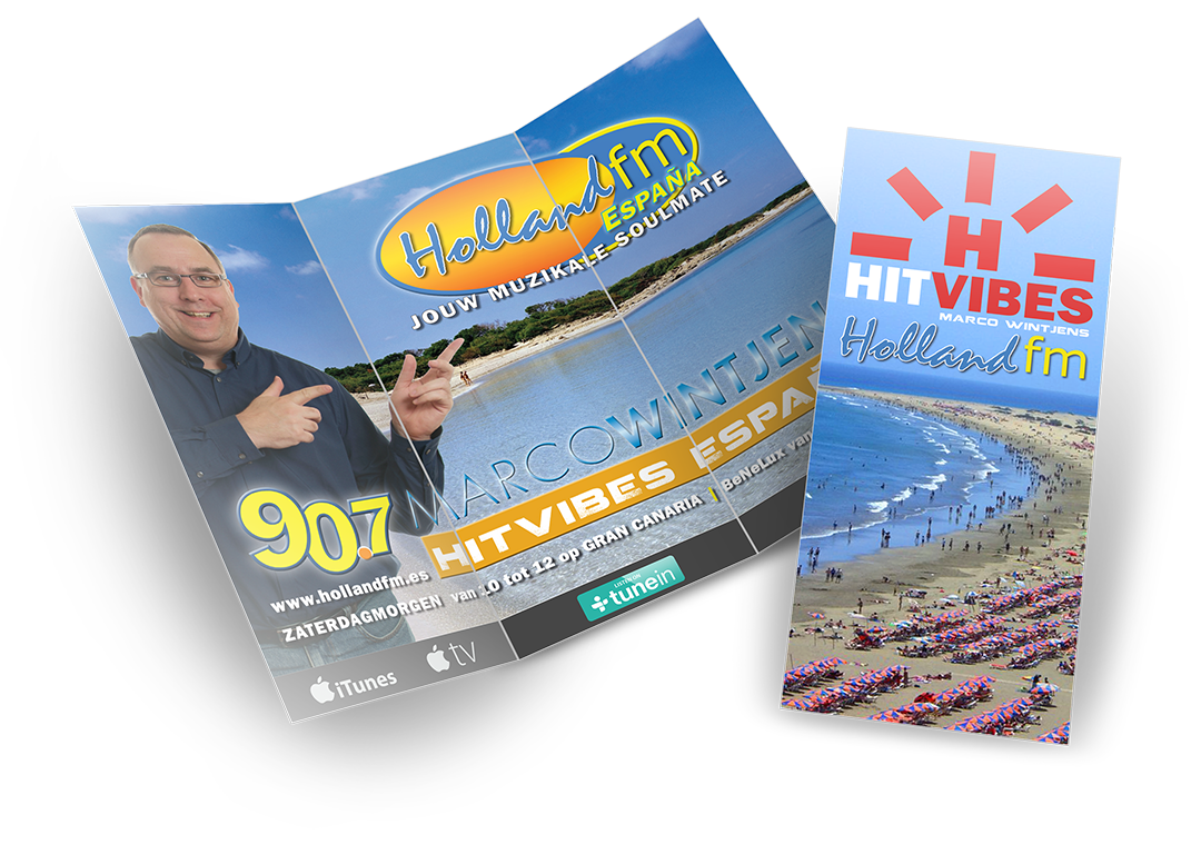 HITVIBES - Marco Wintjens - Holland FM - Gran Canaria